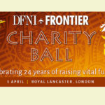 DFNI Frontier EMEA Awards  & Charity Ball, London